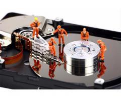 Восстановление информации на жёстком диске г. Санкт-Петербург Приморский район К-СЕРВИС